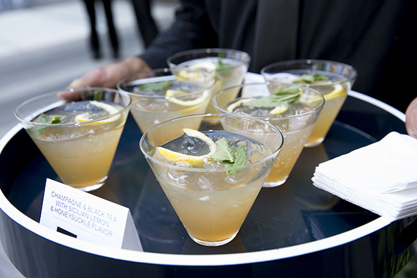 The signature cocktail from Pure Leaf Tea Collection