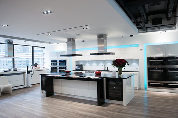 The Miele Manhattan Experience Center