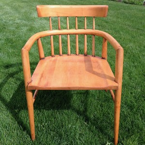 Paul McCobb captains armchair