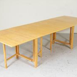 Rare Bruno Mathsson 'Maria' table