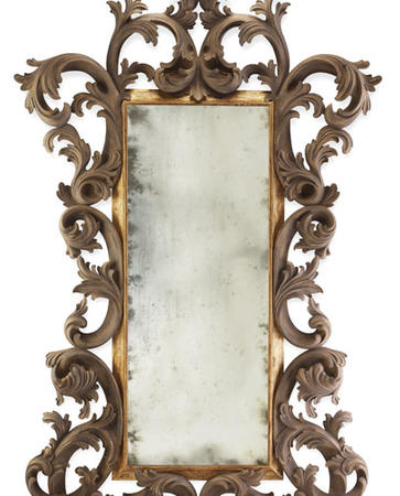 Christopher Guy French Flourish mirror