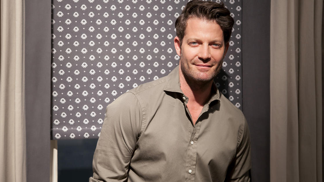 The Shade Store and Nate Berkus