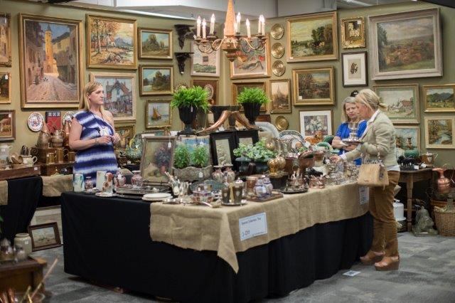 Spencer Collection in ANTIQUES