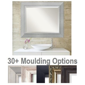 Amanti Art Bathroom Mirrors