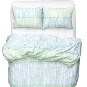 Designer duvet cover jingo bluegreen by sunnytoddprints 02