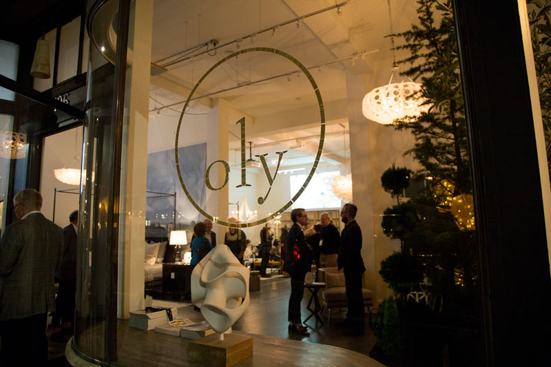 Oly showroom