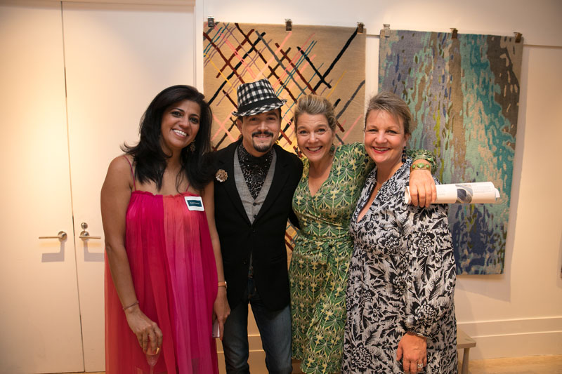 Reeta Gyamlani, David Santiago, Lisa McMahon
