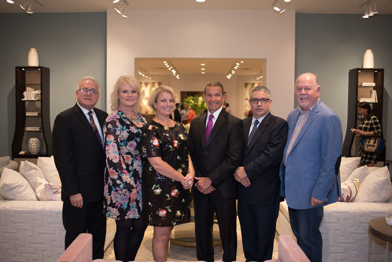 Ambella Team - Rand McLeroy, Deanna Barnard, Jennifer McConnell, George Moussa, Barry Short and Timothy Burney