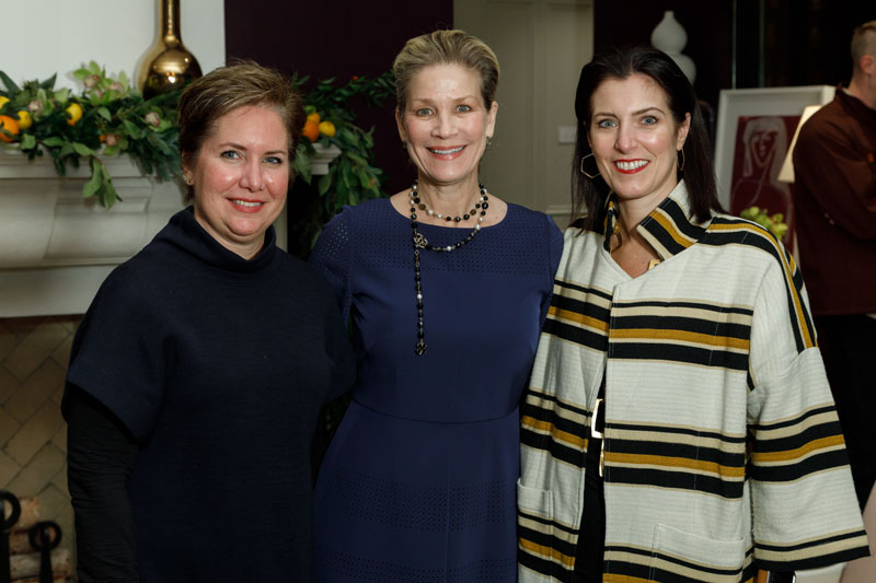 Terri Arnold, Barbara Westbrook and Valerie Alden