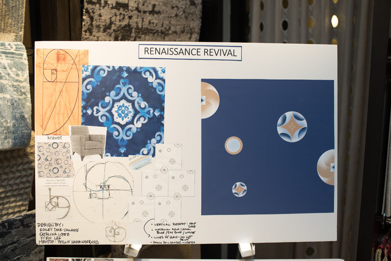 The Renaissance Revival design board