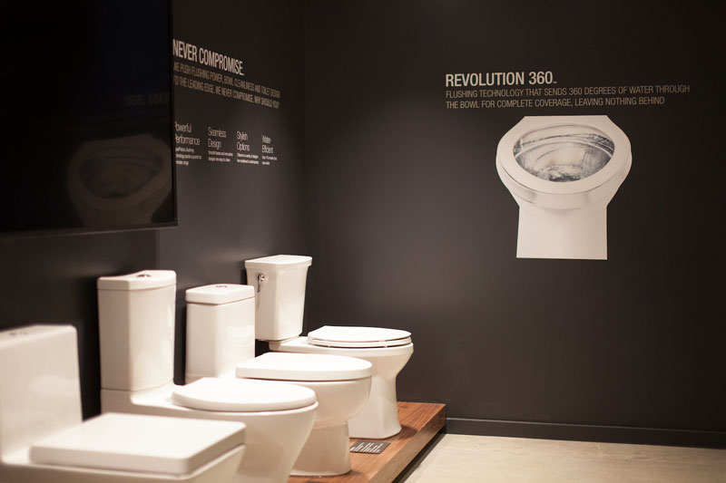 Kohler Experience Center, West Hollywood