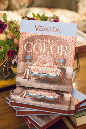 'Veranda Inspired by Color'