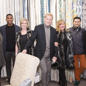 ASID parties with Robert Allen