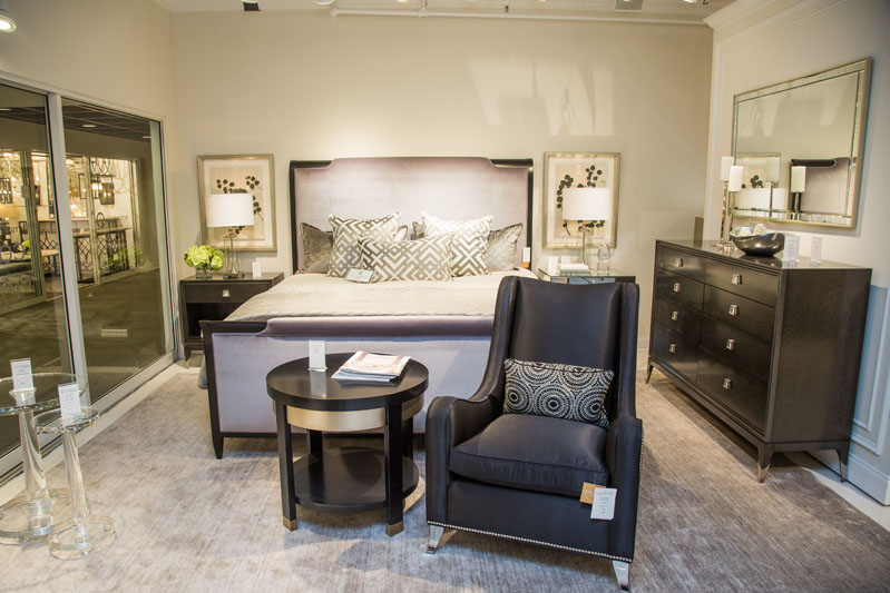 Caracole's customized Nite in Shining Armor bed