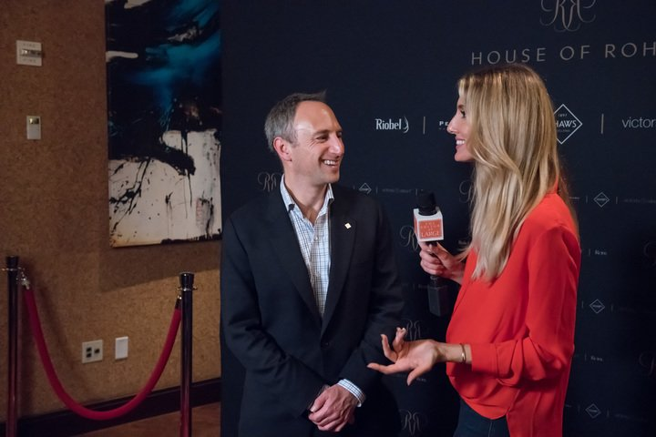 Nicholas Fink, president of Global Plumbing Group at Fortune Brands, explains the new House of Rohl with Kendall Zoppa.