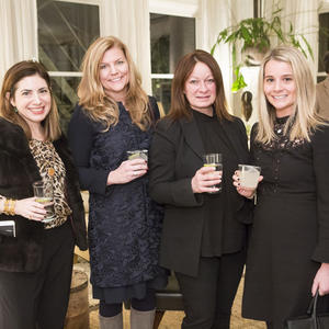 Veranda celebrates new issue with Katie Leede
