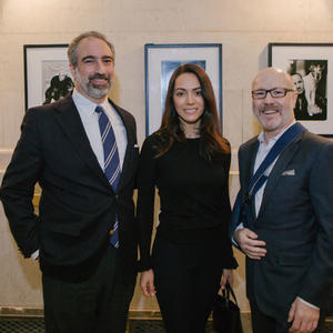 Helmut Newton exhibit debuts at Guy Regal