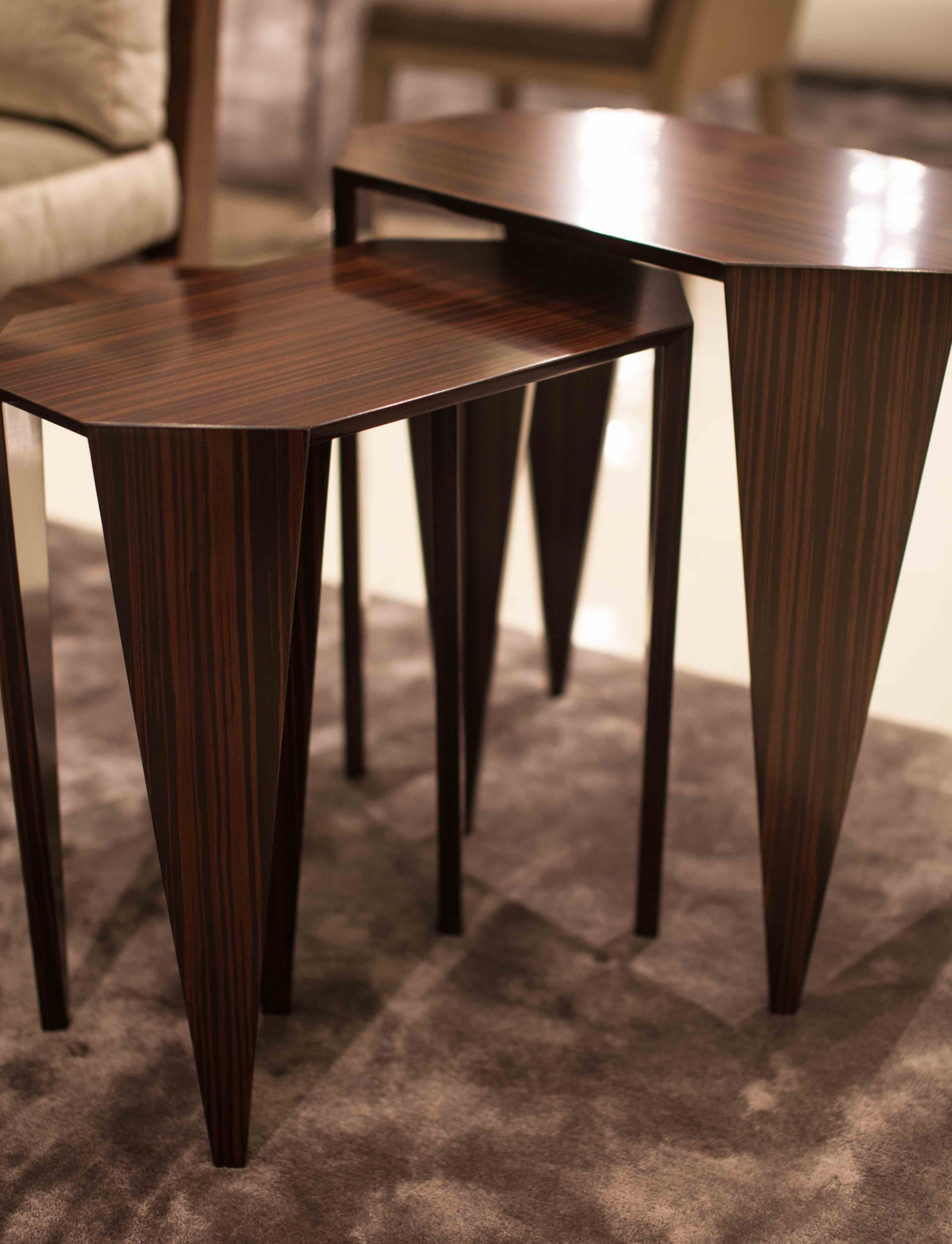 Rottet Nesting tables
