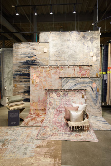 The Chaos Theory and Genesis collections by Jaipur Living