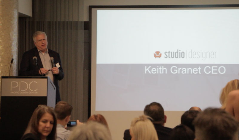 Keith Granet of Studio Designer