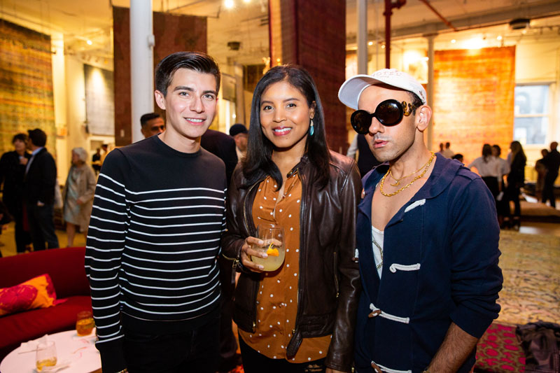 Michael Fienco, Shana Lloyd and Sourabh Sharma