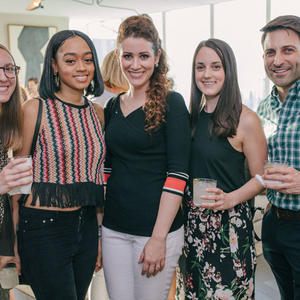 Stark and Newel's Summer Soiree