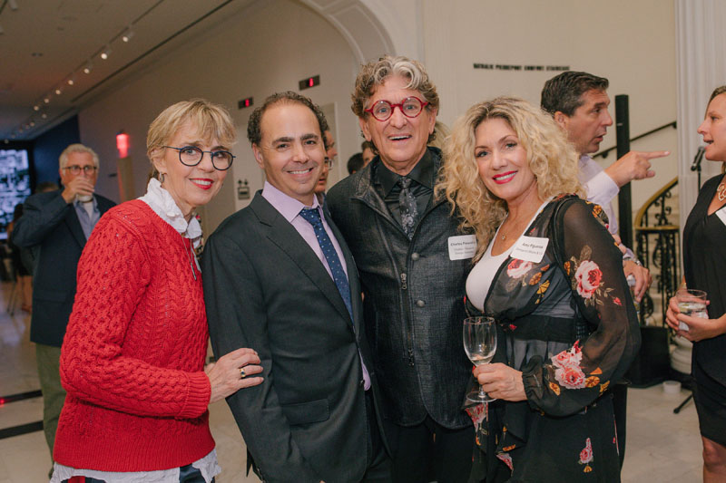 Bonnie J. Steves, Randall Tarasuk, Charles Pavarini III and Amy Figueroa