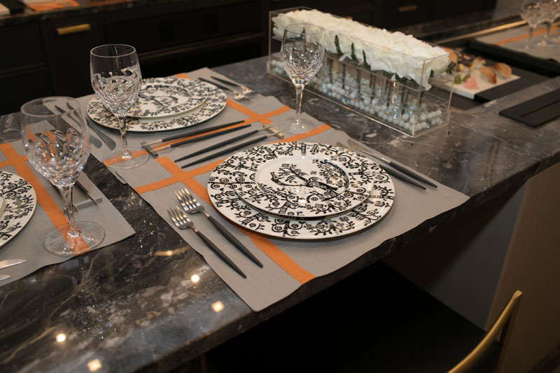 Tablescape design by Scott Hirshson