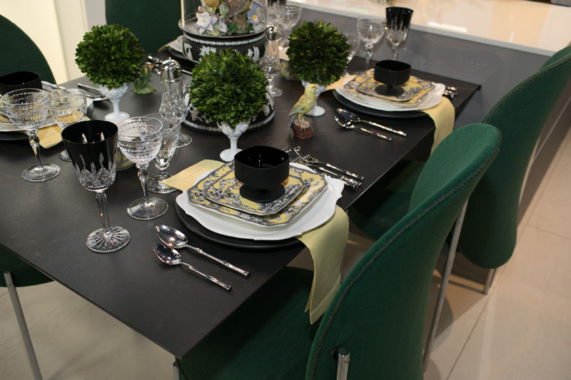 Tablescape design by Jacquelyn Moore-Hill