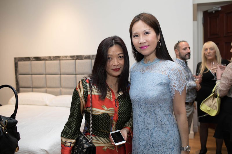 Sharon Hsueh and Chiu-Ti Jansen