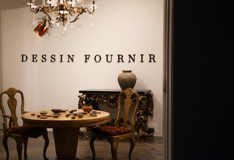 The entrance of	Dessin Fournir	L.A.