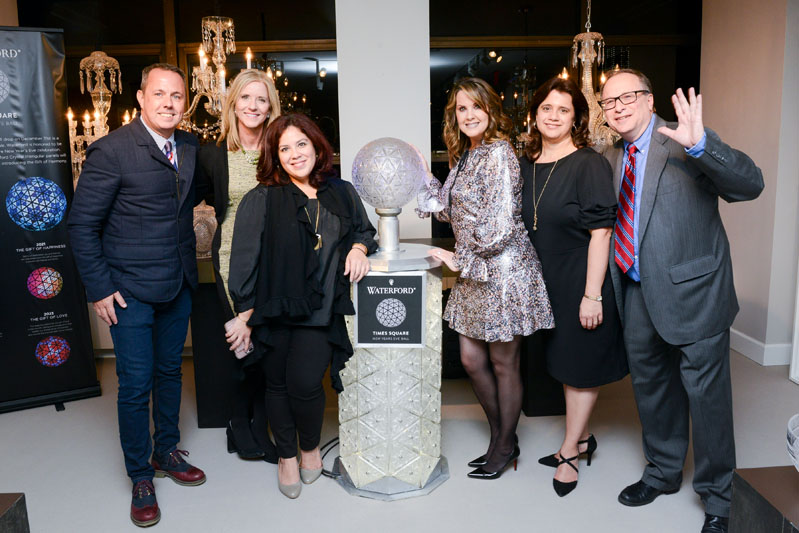 Michael Craig, Kristi Forbes, Susana Caceres, Michelle Richards, Marie Valentino and Jeffrey Straus