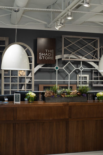 The Shade Store's Dallas showroom