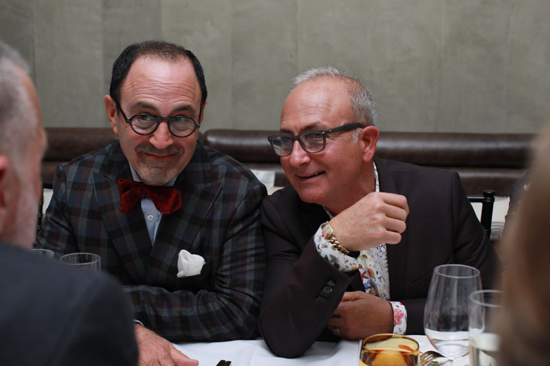 David Rubin, Michael Berman