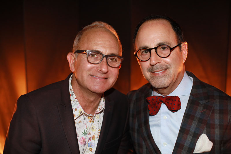 Michael Berman, David Rubin