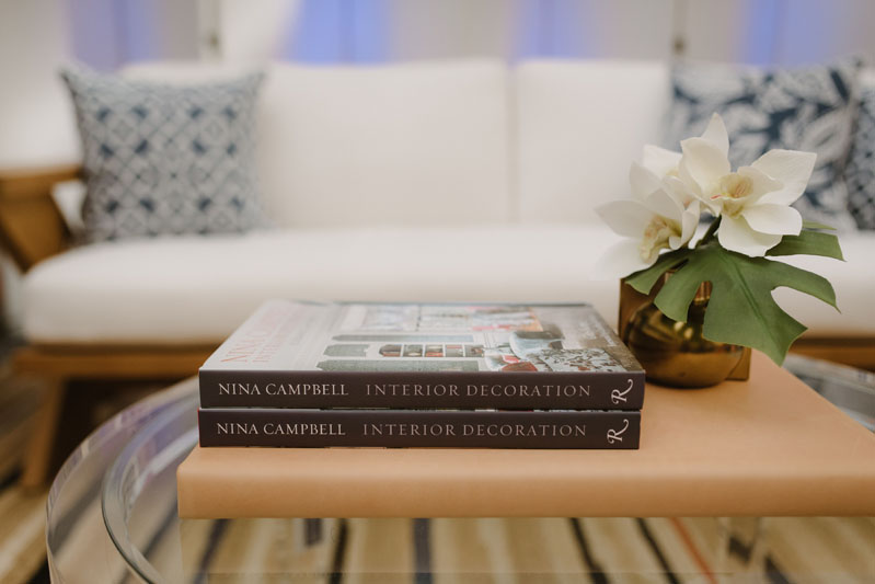 Nina Campbell's book, Interior Decoration: Elegance & Ease