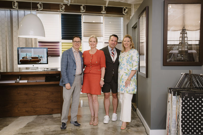 "The panel, entitled ""Designing for Good"" discussed the Kip's Bay Decorator Show House in Palm Beach"