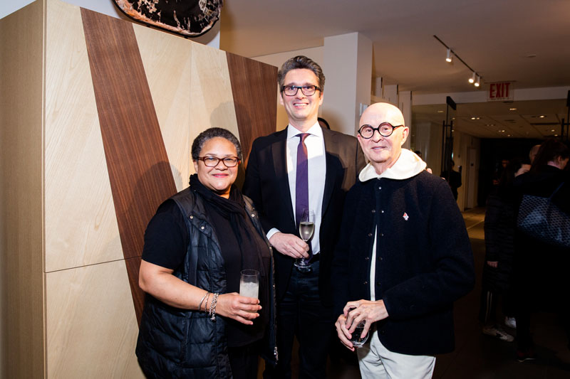 Jennifer Graham of Perkins + Will NY, John R Sadlon of Perkins + Will NY, Orlando Diaz-Azcuy