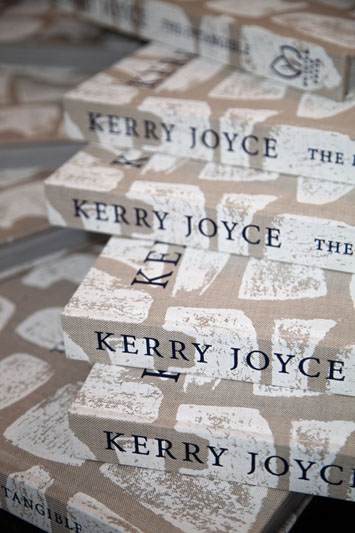 """Kerry Joyce: The Intangible"" with foreword by Elle Decor editor in chief Whitney Robinson"