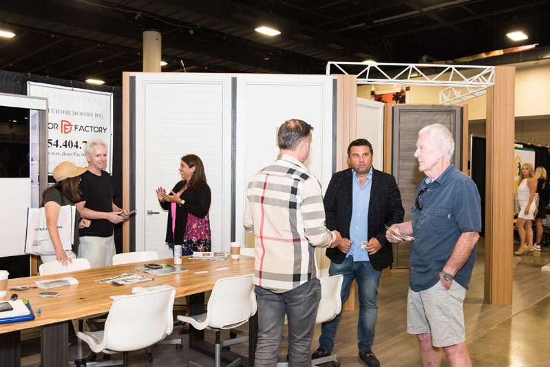 Guests at the Fort Lauderdale Home Design and Remodeling Show