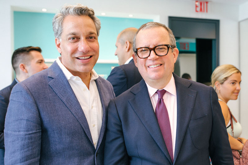 Thom Filicia and Alex Papachristidis