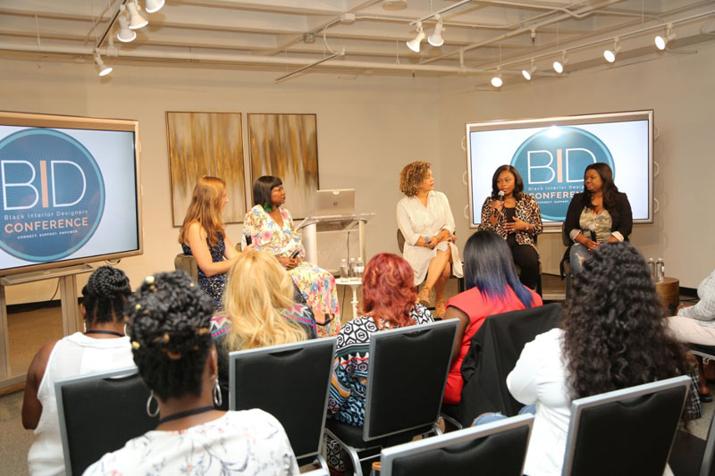 Kaitlin Petersen, Cheryl Luckett, Laura Thurman, Rasheeda Gray and Veronica Solomon
