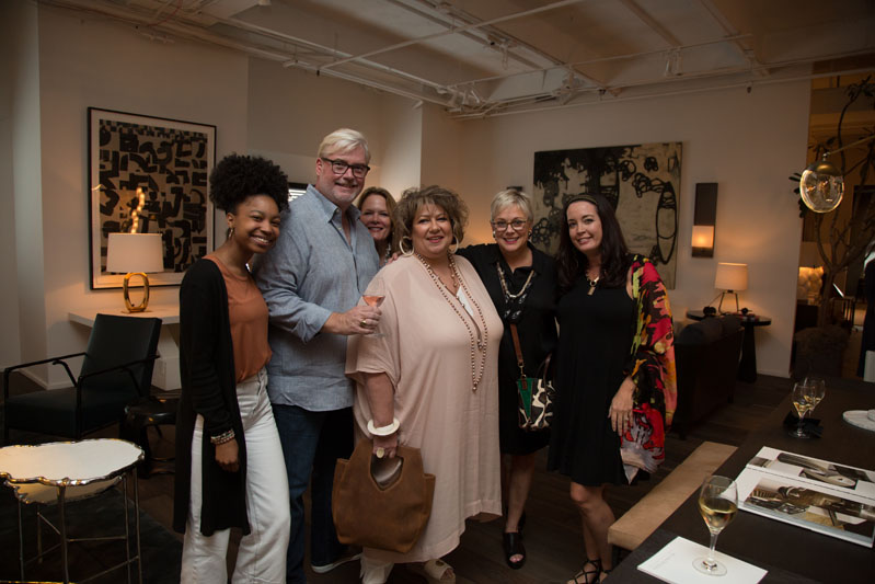 Alex Martin, Casey Keesee, Amy Smith, Susan Ferrier, Dede Childress and Audry Suennemann