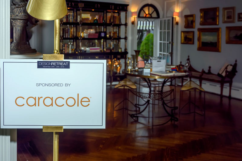 Saturday was presented in partnership with Caracole.