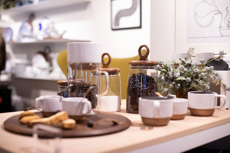 The new Dansk Koffie Collection with future La Colombe collaboration