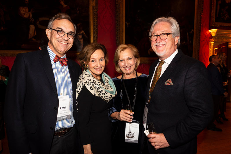 Paul Whalen, Sandra Lucas, Sarah Brooks Eilers and Michael Imber