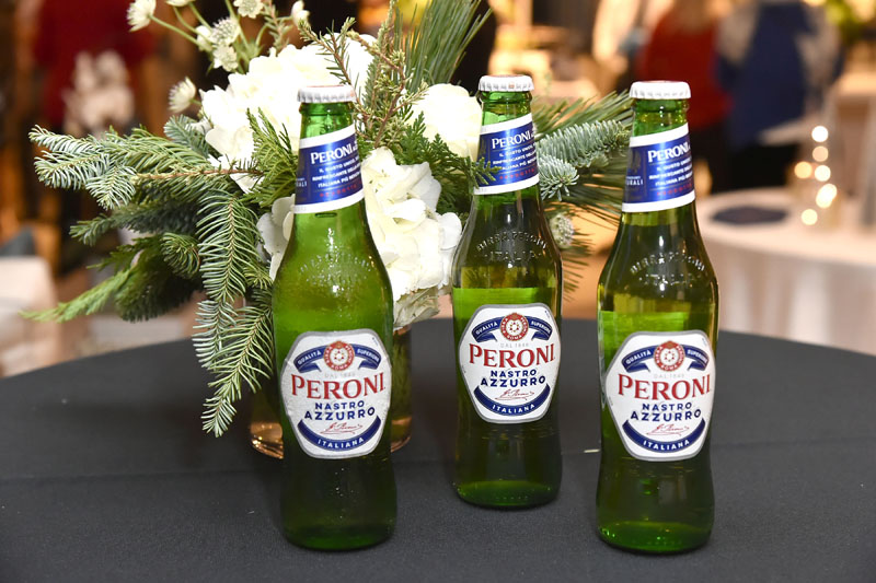 Peroni sponsored the event.