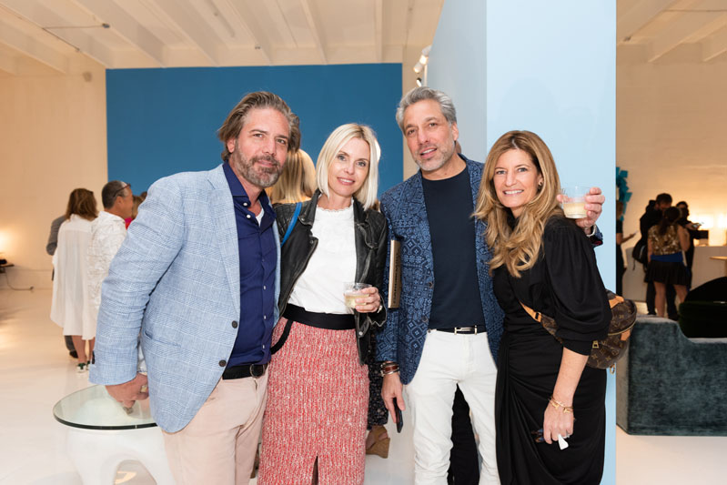 Thom Filicia (second from right)