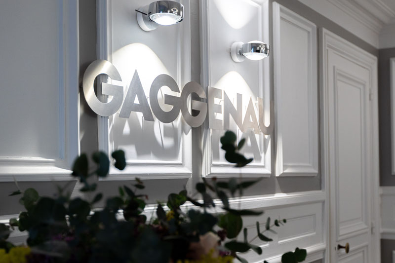 Gaggenau Paris showroom