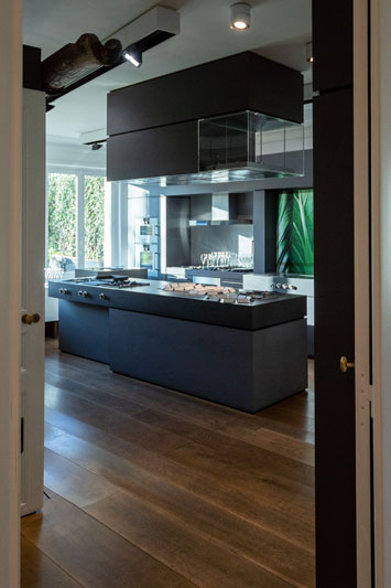 One of Gaggenau's kitchen experiences